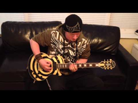 Jam on Zakk Wylde Epiphone (From Master Source!)