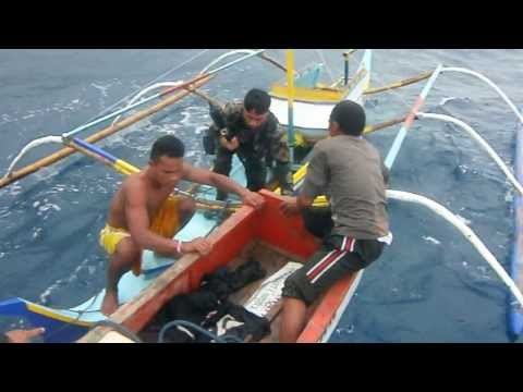 Maritime Police GenSan City [ After The Mission In Balut Island ] Part 1