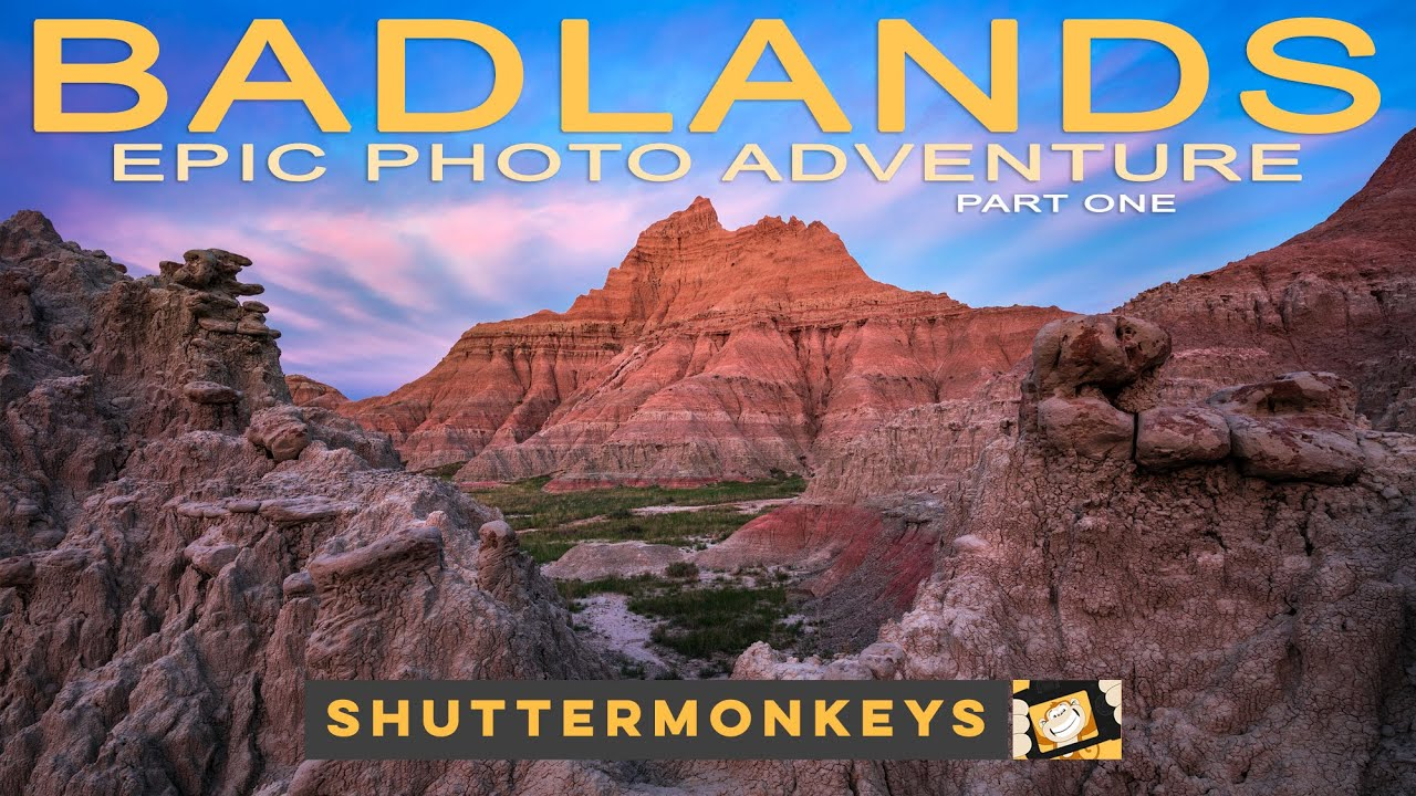 Badlands Photo Adventure Part One