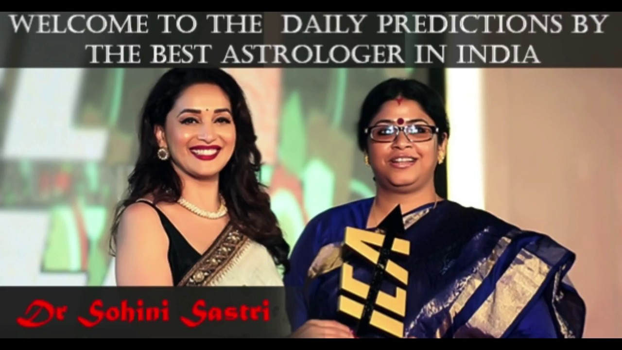 17th May, 2018 Daily Prediction by Dr  Sohini Sastri, Best astrologer in  India