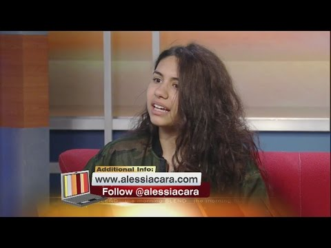 Alessia Cara Is