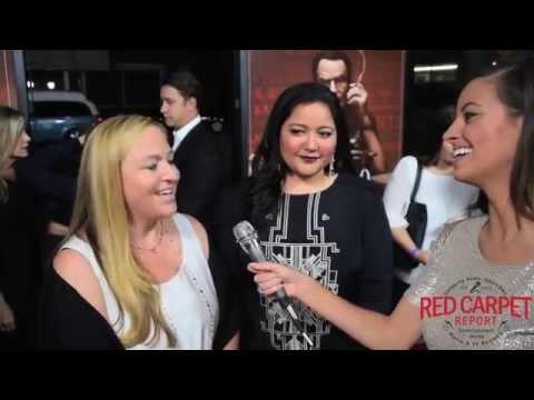 Monica Levinson & Shivani Rawat, Producers Interviewed at #TrumboMovie Red Carpet Premiere