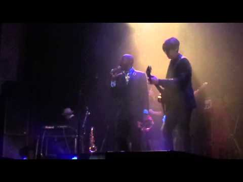 McAlmont & Butler: Falling - Islington Assembly Hall 02/05/14