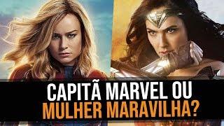 Baixar CAPITÃ MARVEL VS. MULHER MARAVILHA | #ParódiasTNT