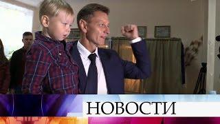 Хабаровский край и Владимирская область выбрали новых губернаторов.