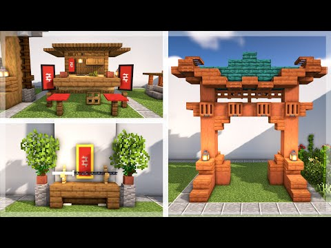 Minecraft: 20 Japanese Village Build Ideas and Hacks