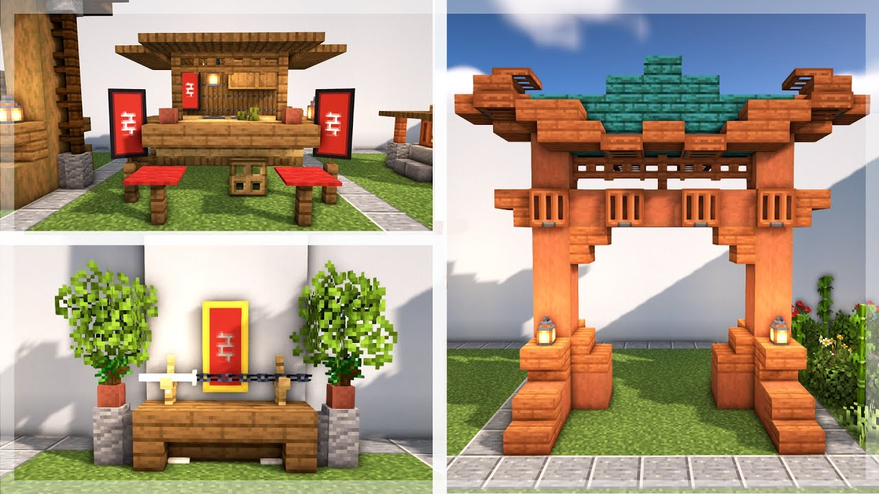 Minecraft: 20 Japanese Village Build Ideas and Hacks