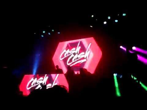 Cash Cash - Untouchable Tour Syracuse