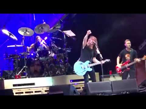 Foo Fighters - Times Like These HD LIVE - Wrigley Field 7-29-18