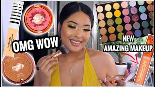 TESTING NEW DRUGSTORE MAKEUP 2019 | L'OREAL SUMMER BELLE COLLECTION + MORE |Taisha
