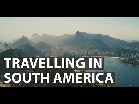 South America In Timelapse