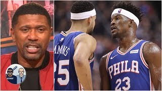 Jimmy Butler caused 76ers' balance of power to shift | Jalen & Jacoby