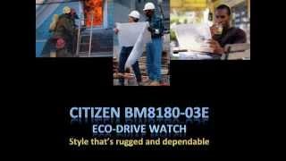 Best Buy Citizen Men's BM8180-03E Eco-Drive Canvas Strap Watch reviews