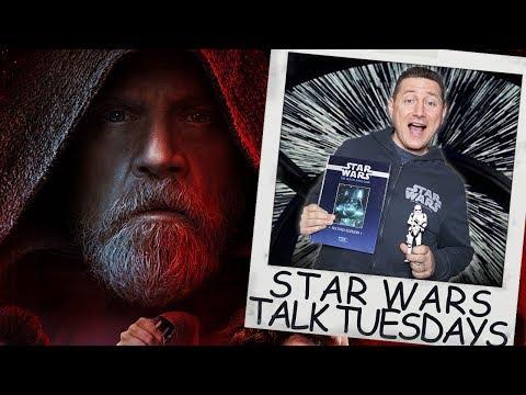 Star Wars Talk Tuesdays - The Last Jedi Trailer!