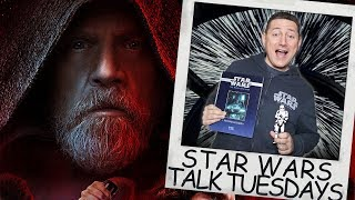 Star Wars Talk Tuesdays - The Last Jedi Trailer!