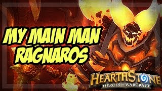 My Main Man, Ragnaros [Hearthstone Ranked Gameplay]