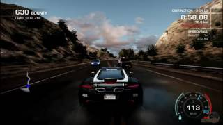 Need For Speed Hot Pursuit- PART 79 Sunset Scalpel