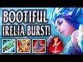 THE FROSTBOOTY THAT WON'T QUIT? THICC AP IRELIA TAKES NO DAMAGE! - League Of Legends S8
