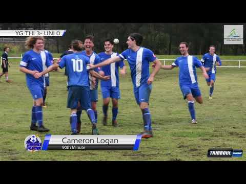 Cameron Logan vs Uni Semi Final 2018