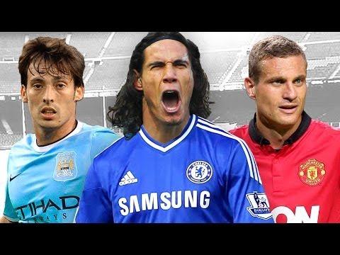Transfer Talk   Cavani to Chelsea? Vidic to Inter?
