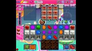 Candy Crush Saga Nivel 1213 completado en español sin boosters (level 1213)