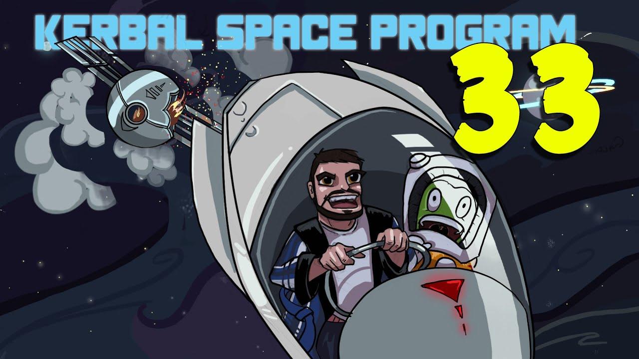 Kerbal Space Program 1.0.5 | Kariera #33 64bit [CZ/SK ...