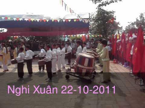 Lễ đón nhận bằng công nhận trường chuẩn quốc gia 2011