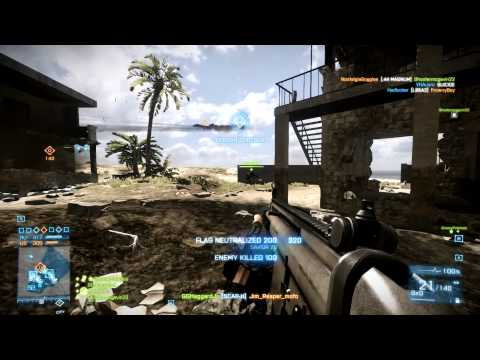Battlefield 3 MP - WookWook Post Patch Weekend - Gulf of Oman CQ 1