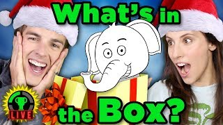 A Very Belated Theorist Holiday Special! | White Elephant Gift Exchange Challenge!