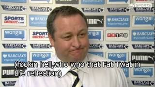 Mike Ashley's Honest interview