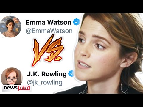 Emma Watson RESPONDS To J.K. Rowling!