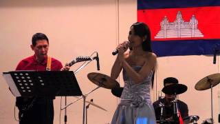 kneuy pak by chantha khmer song soirée annecy 25/05/2013