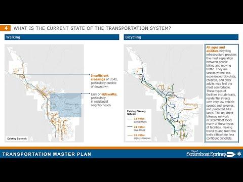 transportation master plan engage steamboat transportation master plan engage