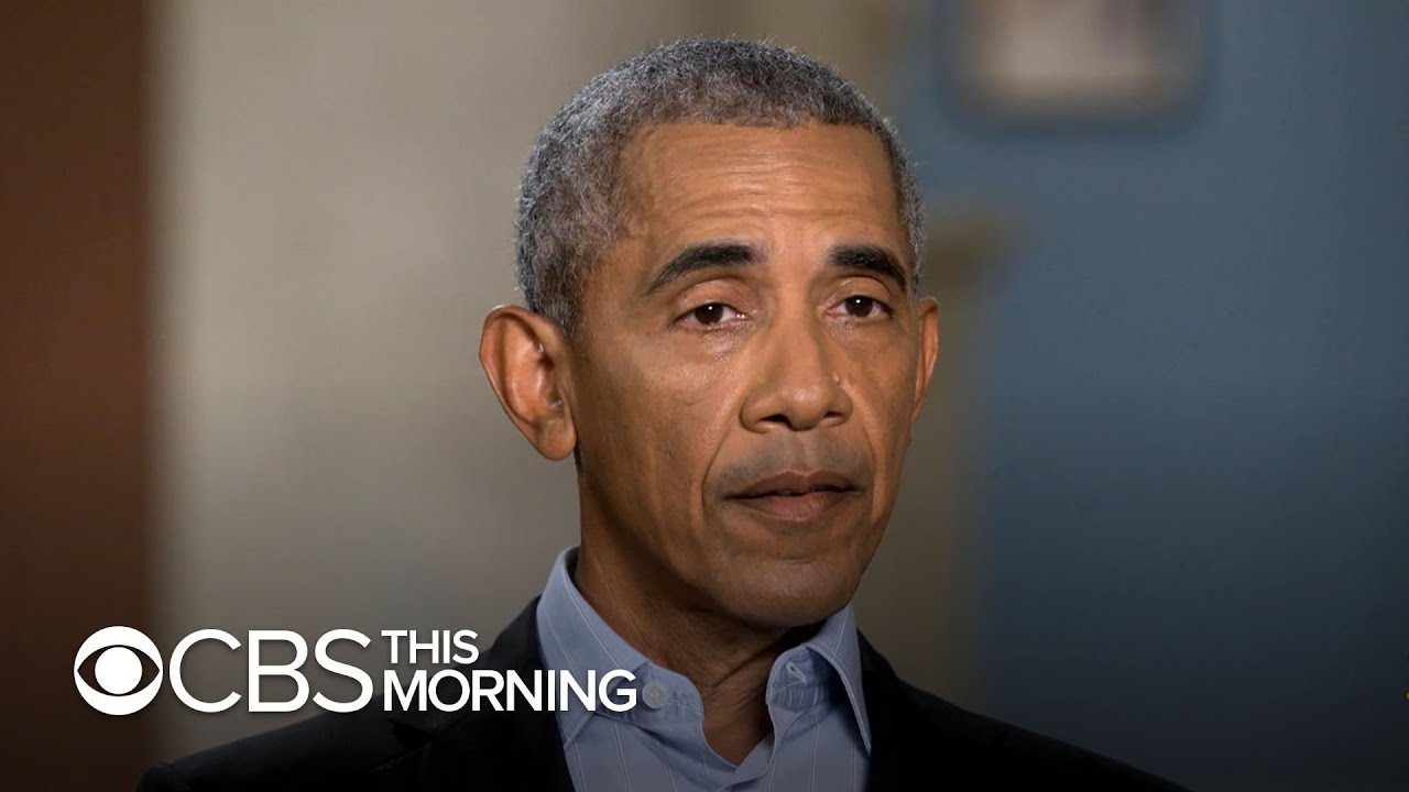 Former President Obama on the current state of politics in America