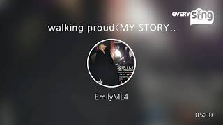 Gambar cover [everysing] walking proud〈MY STORY Classical Version〉