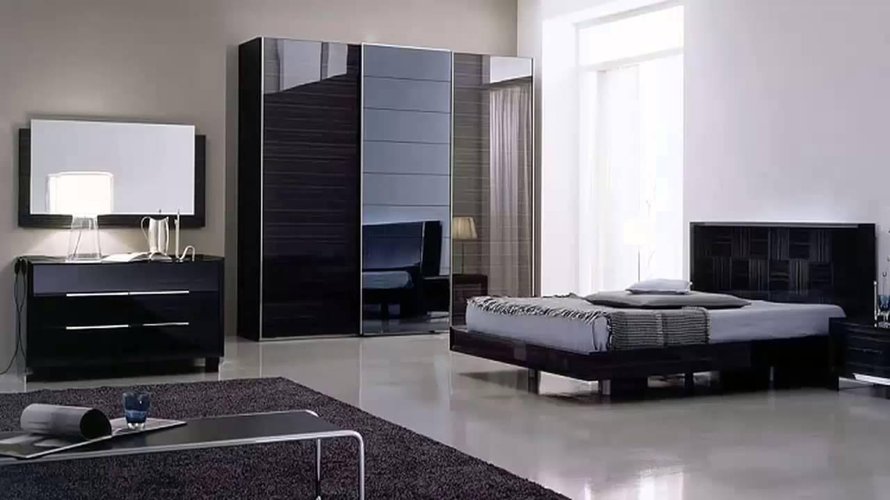 de laatste slaapkamers modern - youtube, Deco ideeën