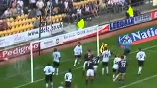 SAFC Mart Poom v Derby 20/9/03
