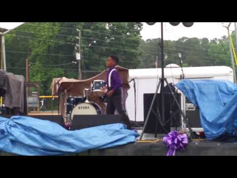 David's Seed at Relay for Life in Siler City, NC