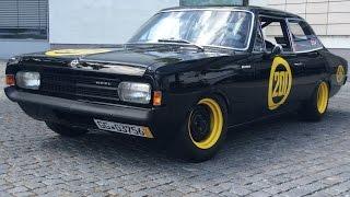 Opel Rekord C Drive
