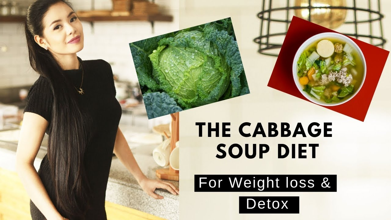 soup only diet weight loss results