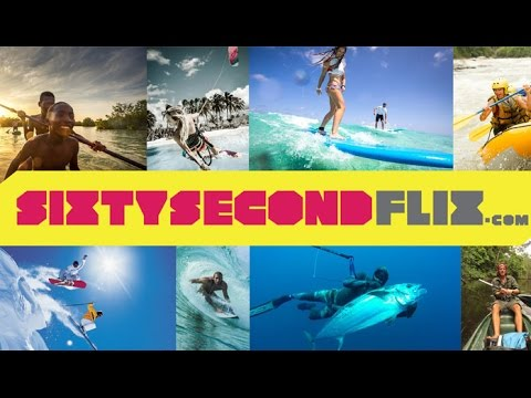 TIME TO SHARE YOUR 60 SECOND FLIX