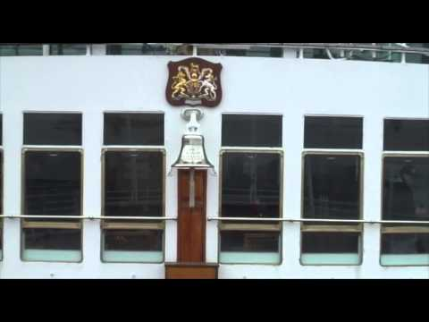 Edinburgh & The Royal Yacht Britannia