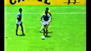 Франция Бразилия Чемпионат мира по футболу 1986г ч 1
