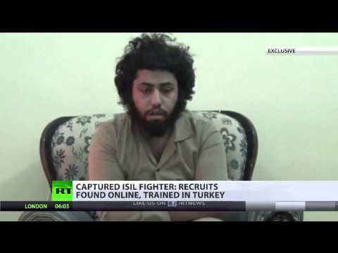 captured ISIS fighter exposes Obama incompetence