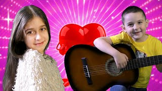 Happy Valentine's Day! Valentines Day Song by Nart JJ | Kids songs and Nursery Rhymes