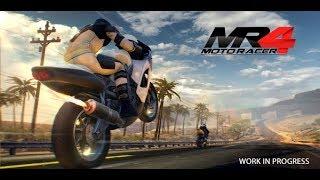 moto. racer .4-gameplay:حصلت على المركز الاول!!!