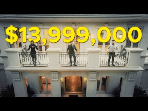 Inside a $13,999,000 Mansion In Brighton | Zlog #31