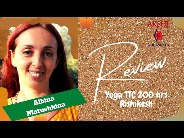 YTTC In Rishikesh Review Rus - Akshi Yogashala. Отзыв о курсе на русском