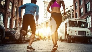 Running Motivation Music - Best Jogging Songs - New York Edition