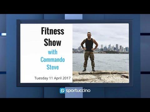 Fitness Show with Commando Steve